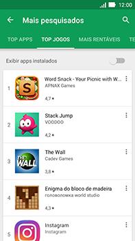 Como baixar aplicativos - Asus ZenFone Go - Passo 6