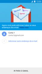 Como configurar seu celular para receber e enviar e-mails - Samsung Galaxy S5 - Passo 14