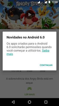 Como baixar aplicativos - Motorola Moto G (4ª Geração) - Passo 18
