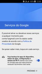 Como configurar seu celular para receber e enviar e-mails - Samsung Galaxy J3 Duos - Passo 15