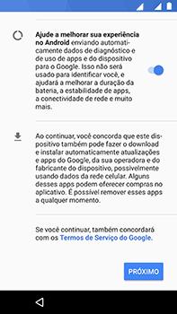 Como ativar seu aparelho - Motorola Moto Z2 Play - Passo 15