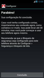 Como ativar seu aparelho - Motorola RAZR MAXX - Passo 8