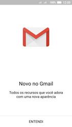 Como configurar seu celular para receber e enviar e-mails - Lenovo Vibe C2 - Passo 4