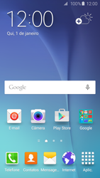 Utilizando o PC - Samsung Galaxy S6 - Passo 1