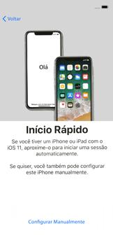 Como configurar pela primeira vez - Apple iPhone X - Passo 9
