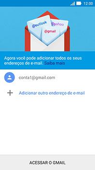 Como configurar seu celular para receber e enviar e-mails - Asus ZenFone Go - Passo 16