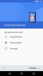 Como configurar seu celular para receber e enviar e-mails - LG Google Nexus 5X - Passo 13