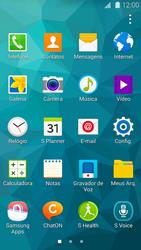 Como configurar a internet do seu aparelho (APN) - Samsung Galaxy S5 - Passo 17