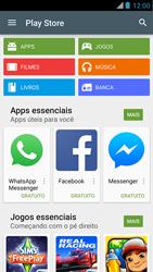 Como baixar aplicativos - Motorola RAZR MAXX - Passo 4