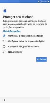 Como ativar seu aparelho - Samsung Galaxy J8 - Passo 12