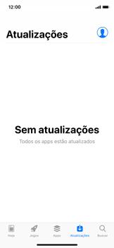 Como baixar aplicativos - Apple iPhone X - Passo 7