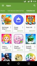 Como baixar aplicativos - Motorola Moto E (2ª Geração) - Passo 12