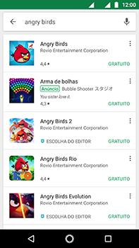 Como baixar aplicativos - Motorola Moto Z2 Play - Passo 14