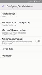 Como configurar a internet do seu aparelho (APN) - Samsung Galaxy A5 - Passo 25
