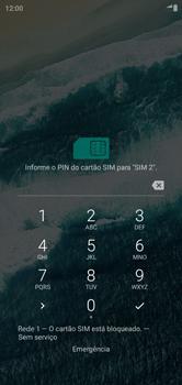 Como reiniciar o aparelho - Motorola One - Passo 5