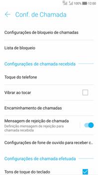 Como bloquear chamadas de um número específico - Asus Zenfone Selfie - Passo 7