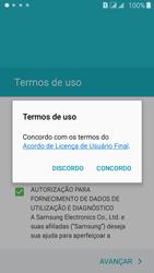 Como configurar pela primeira vez - Samsung Galaxy J5 - Passo 7
