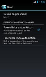 Como configurar a internet do seu aparelho (APN) - Motorola Primus Ferrari - Passo 22