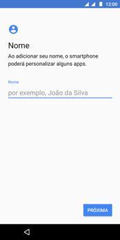 Como configurar pela primeira vez - Motorola Moto E5 - Passo 12