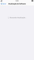 Como atualizar o software do seu aparelho - Apple iPhone 8 - Passo 5