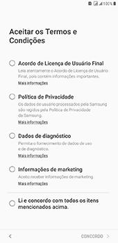Como ativar seu aparelho - Samsung Galaxy J8 - Passo 7