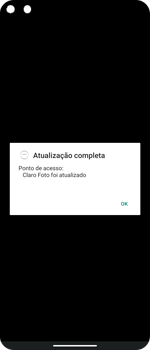 Como conectar à internet - Motorola Moto G 5G Plus - Passo 22