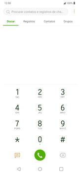 O celular não recebe chamadas - LG K40S - Passo 10