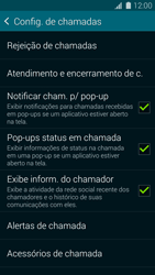 Como bloquear chamadas de um número específico - Samsung Galaxy S5 - Passo 7
