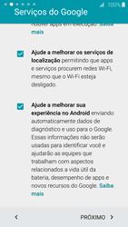 Como configurar pela primeira vez - Samsung Galaxy S6 - Passo 14