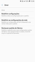 Como restaurar as configurações originais do seu aparelho - Samsung Galaxy J2 Prime - Passo 6