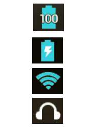 Explicação dos ícones - LG Optimus L3 II - Passo 5