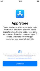 Como baixar aplicativos - Apple iPhone 6 - Passo 3