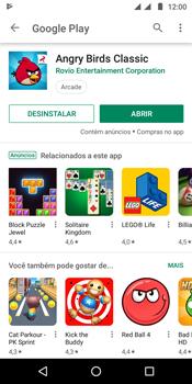 Como baixar aplicativos - Motorola Moto G6 Play - Passo 16