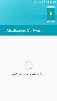 Como atualizar o software do seu aparelho - Samsung Galaxy On 7 - Passo 6