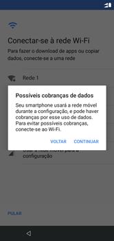 Como ativar seu aparelho - Motorola One - Passo 9
