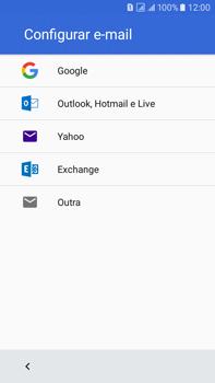 Como configurar seu celular para receber e enviar e-mails - Samsung Galaxy On 7 - Passo 8