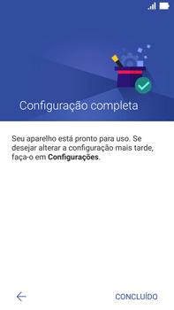 Como configurar pela primeira vez - Asus ZenFone 3 - Passo 20