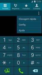 Como bloquear chamadas de um número específico - Samsung Galaxy S5 - Passo 5
