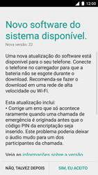 Como atualizar o software do seu aparelho - Motorola Moto Turbo - Passo 6