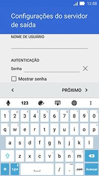 Como configurar seu celular para receber e enviar e-mails - Asus ZenFone Go - Passo 24