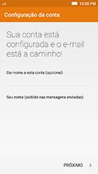 Como configurar seu celular para receber e enviar e-mails - Lenovo Vibe K5 - Passo 19