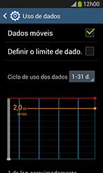 Como ativar e desativar uma rede de dados - Samsung Galaxy Grand Neo - Passo 4