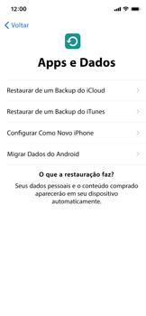 Como ativar seu aparelho - Apple iPhone XR - Passo 14
