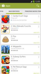 Como baixar aplicativos - Samsung Galaxy S IV - Passo 8