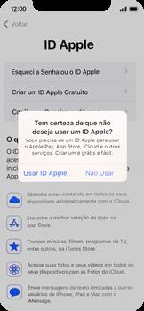 Como configurar pela primeira vez - Apple iPhone 11 Pro - Passo 16