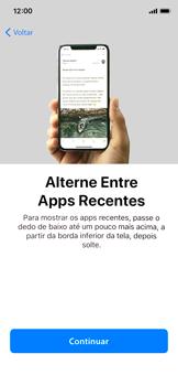 Como configurar pela primeira vez - Apple iPhone X - Passo 32