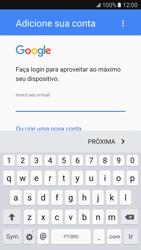 Como configurar seu celular para receber e enviar e-mails - Samsung Galaxy S7 - Passo 11