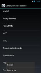 Como configurar a internet do seu aparelho (APN) - Motorola RAZR MAXX - Passo 15