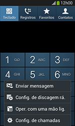 Como bloquear chamadas de um número específico - Samsung Galaxy Grand Neo - Passo 5