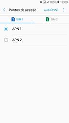 Como configurar a internet do seu aparelho (APN) - Samsung Galaxy J2 Prime - Passo 17
